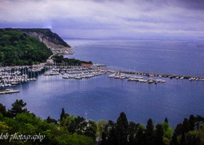 Baia di Sistiana Trieste