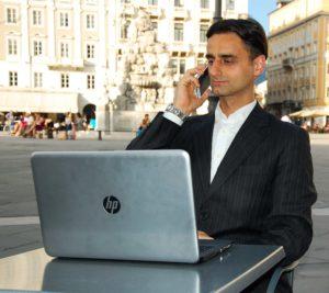 Federico Bidoli web designer Trieste