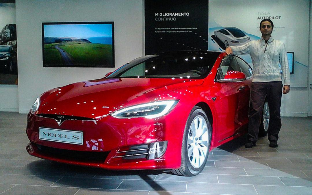 Tesla test drive – model S P100D performance