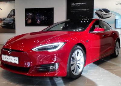 Tesla model S P100D performance testdrive 2 Federico Bidoli