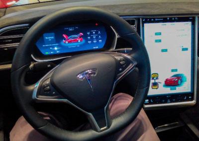 Tesla model S P100D performance testdrive 3 Federico Bidoli